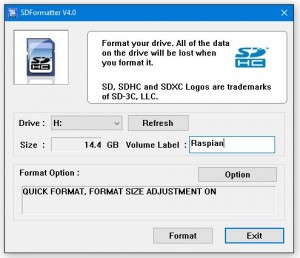 SD-DiskFormater